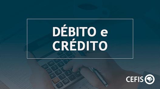 Débito e Crédito na linguagem Contábil