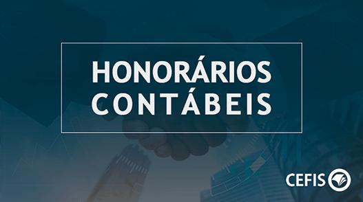 Honorários Contábeis
