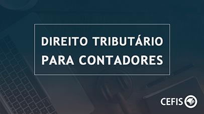 Direito Tributário para Contadores