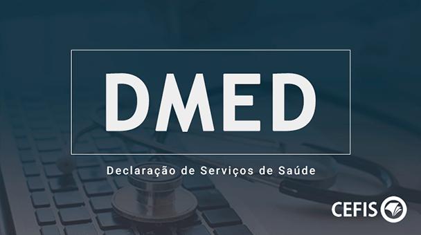 DMED - declaração de serviços de saúde