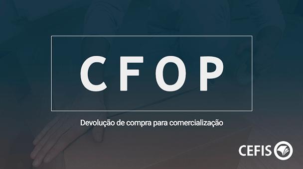CFOP de Devolução
