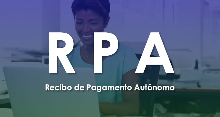 RPA Recibo de Pagamento Autônomo
