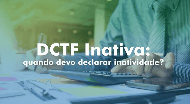 cover dctf inativa