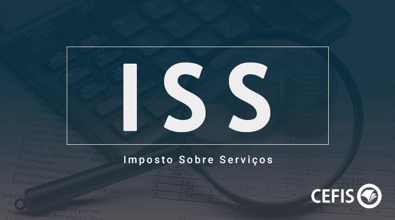 ISS - Imposto Sobre Serviços