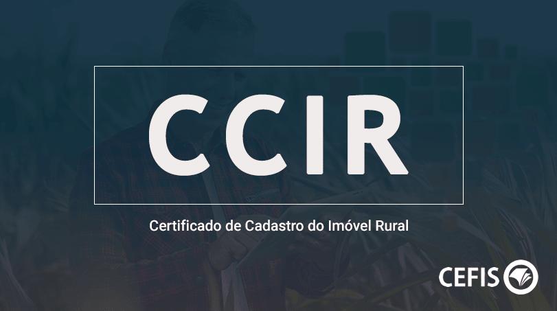 CCIR – O que é o CCIR rural
