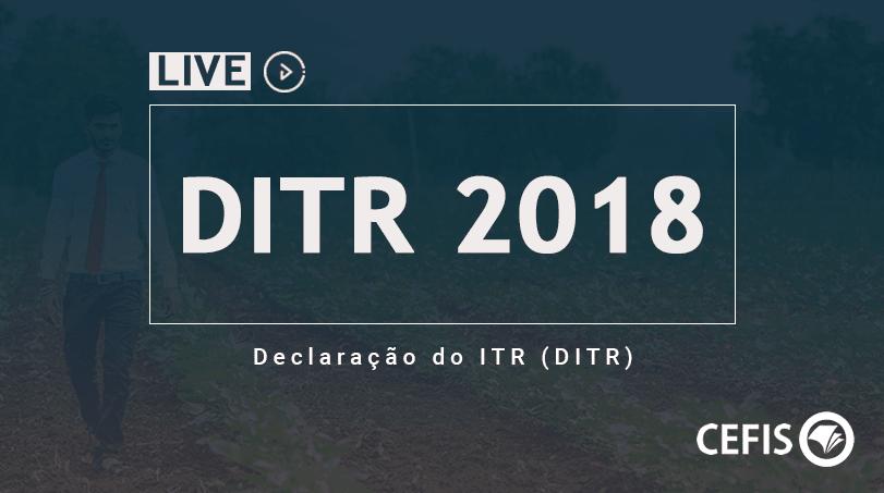 Declaração do ITR (DITR)