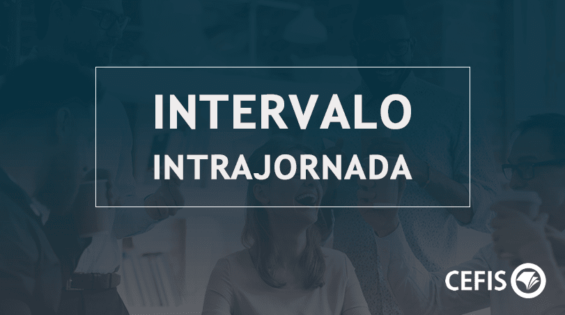 Intervalo Intrajornada