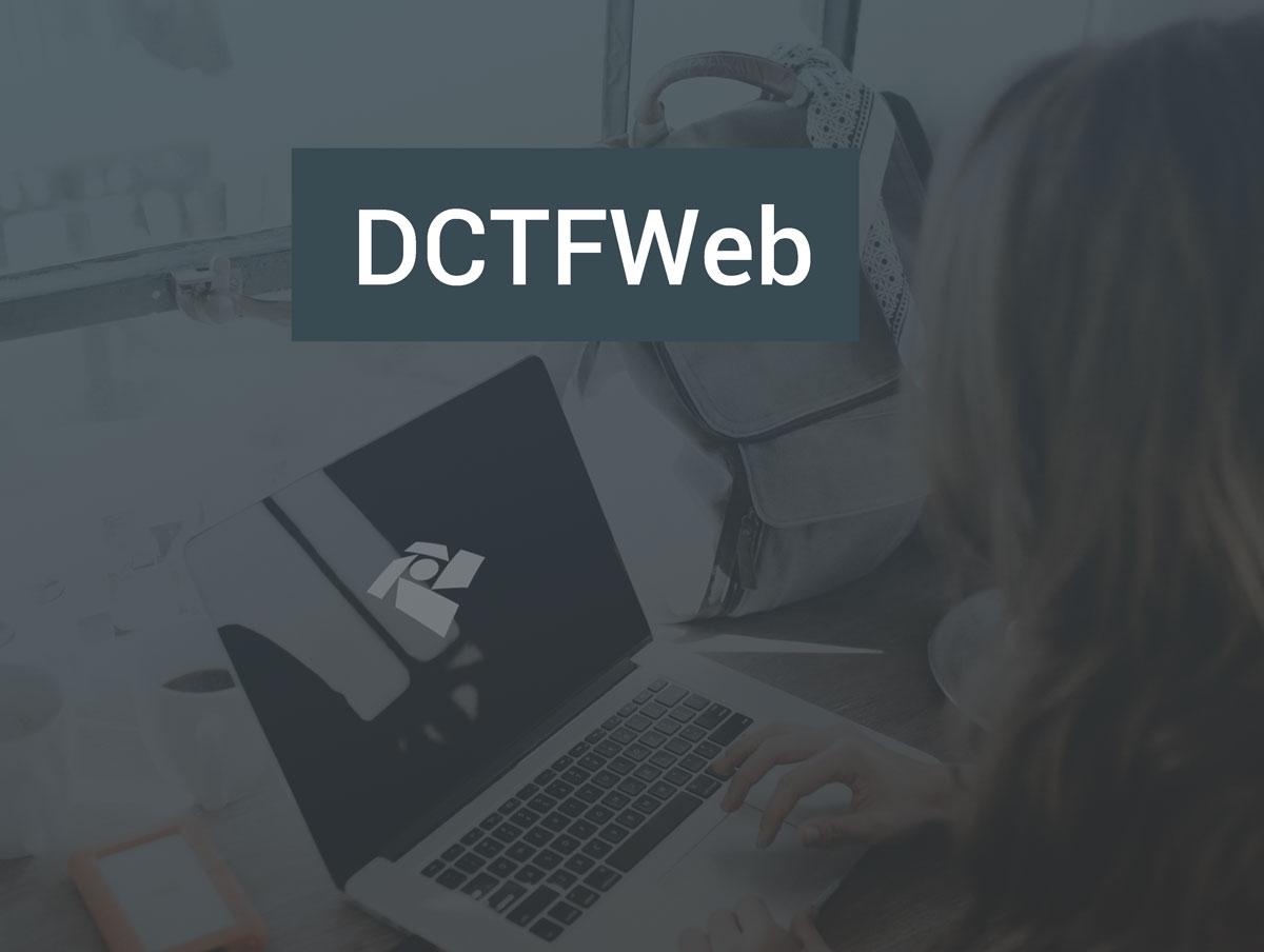 dctfweb-o-que-e