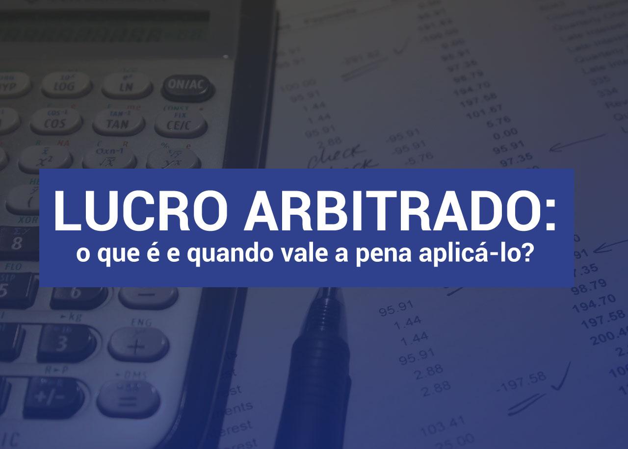 LUCRO-ARBITRADO