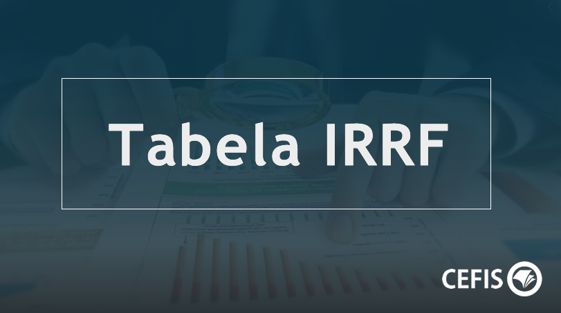 Tabela IRRF